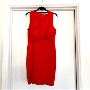 Anthropologie Bailey44 Red Dress